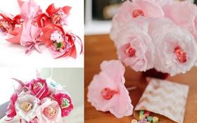 """Hoa kẹo mút - món quà """"chữa cháy"""" cực đáng yêu khi... quên mua quà tặng"""