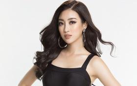 Hoa hậu Đỗ Mỹ Linh diện áo tắm, khoe 3 vòng gợi cảm trước thềm Chung kết Miss World 2017