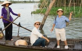 Bé Tê Giác được bố Hoàng Bách dẫn qua 31 tỉnh thành trên cả nước để quay MV
