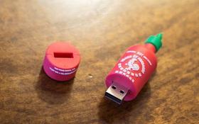 8 chiếc USB ngon mắt và ngon miệng này sẽ khiến bạn muốn bỏ tiền ra để sở hữu ngay lập tức