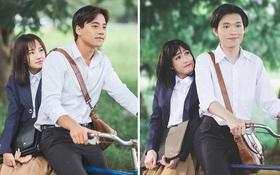 """Huỳnh Lập gây bất ngờ vì hóa thân quá giống Hương Tràm trong MV """"Em gái mưa"""" Parody"""