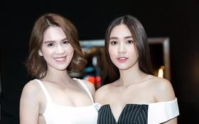Ngọc Trinh khoe lưng trần gợi cảm, nổi bật với mái tóc ngắn mới trong sự kiện tại Úc