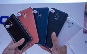 Nokia chính thức giới thiệu hàng loạt smartphone Android đến thị trường Việt Nam