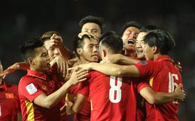 Việt Nam thắng trận đầu dưới thời HLV Mai Đức Chung