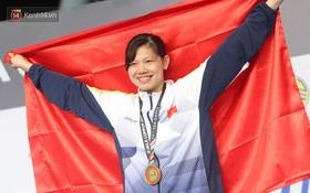 SEA Games 29: Khi những nữ siêu anh hùng giương cao lá cờ tổ quốc