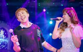 Hari Won tình tứ song ca cùng Trấn Thành, đáng yêu khi hát với fan nhí 8 tuổi