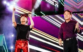 Clip hot nhất hôm nay: Sơn Tùng M-TP và Phó tổng Giám đốc Viettel đã song ca cùng nhau!