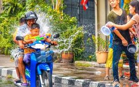 Thái Lan: 390 người thiệt mạng trong lễ hội té nước Songkran 2017