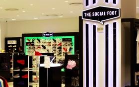 The Social Foot – Khi các thương hiệu sneaker về chung một nhà