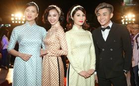 Ngô Thanh Vân, Diễm My 9x, Lan Ngọc mang không khí Sài Gòn xưa đến Cánh Diều Vàng 2017