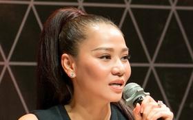 """Thu Minh lý giải về phong cách thời trang gây choáng ở vòng giấu mặt """"The Voice Việt"""""""