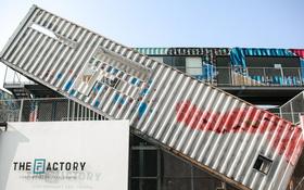 Rồi cũng tới ngày giới trẻ Sài Gòn có The Factory - khu nghệ thuật đương đại đúng nghĩa đầu tiên, mới lạ và ấn tượng!