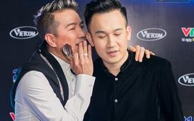 Đàm Vĩnh Hưng - Dương Triệu Vũ đầy tình cảm trong buổi ra mắt show thực tế mới cùng nhau