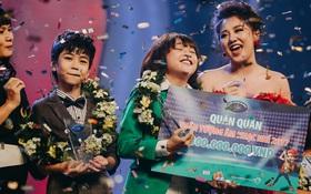 """Cậu bé 12 tuổi Thiên Khôi chiến thắng """"Vietnam Idol Kids"""" mùa 2 một cách áp đảo!"""