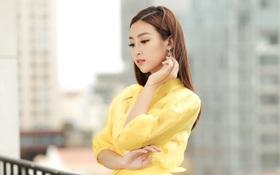 """Đỗ Mỹ Linh: """"Công chúng kỳ vọng Hoa hậu phải ngoan hiền, cố gắng thực hiện thì bị chê nhạt"""""""