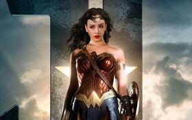 """Sau khi làm hoa hậu, Chi Pu hóa thân thành Wonder Woman trong """"Justice League"""""""