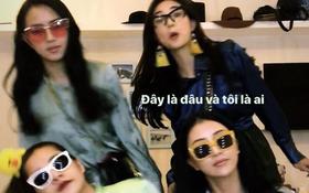 Khoảnh khắc hot nhất ngày: Khi 4 hotgirl hàng đầu chị chị em em sát cánh cùng nhau!