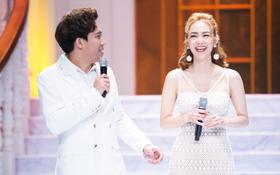 Minh Hằng trải lòng với Trấn Thành về việc bị chê bai giọng hát