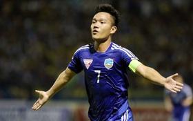 Vượt qua Than Quảng Ninh, Quảng Nam trở lại ngôi đầu V.League 2017