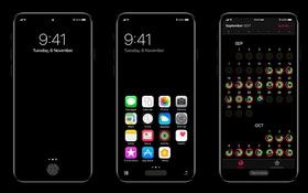 Ngắm nhìn iPhone 8 độc đáo khiến ai nhìn cũng mê
