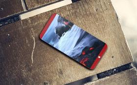 Galaxy S8 đã là gì, chiếc iPhone 8 ĐỎ RỰC đẹp đến nỗi bạn phải ngẩn ngơ