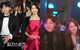 Hai bức ảnh trùng hợp bất ngờ chứng minh: Yoona và Ji Chang Wook thật sự có duyên trời định!
