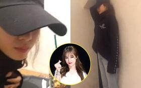 """Chia tay tài tử Lee Dong Gun, Jiyeon bật khóc vì bị netizen """"ném đá"""" trên livestream"""