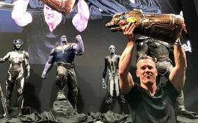 """Lộ diện dàn ác nhân """"đen thui"""" của """"Avengers: Infinity War"""""""