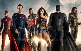 """Trailer """"Justice League"""" nhá hàng sự trở lại của Superman"""
