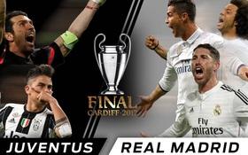 Bale bị gạch tên khỏi đội hình siêu khủng kết hợp giữa Real và Juventus