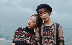 Quỳnh Anh Shyn - Salim: Đôi bạn thân hot girl vừa xinh vừa chất