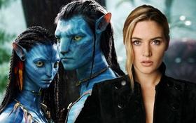 """Người đẹp """"Titanic"""" tái hợp đạo diễn James Cameron trong bom tấn """"Avatar"""""""