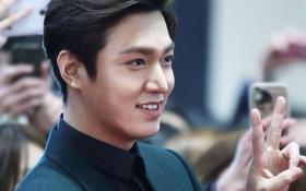 Đẳng cấp Lee Min Ho: Nhà tổ chức bao cả chuyến bay để mời, trả cát-xê 200 tỉ để dự một sự kiện