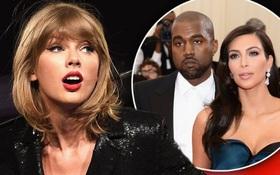 Bài hát mới của Taylor Swift: Vừa chửi xéo Kim - Kanye, lại vừa nịnh bạn trai đầy ngọt ngào