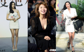 """Ngẩn ngơ nhan sắc """"gừng càng già càng cay"""" của loạt mỹ nhân U40 xứ Hàn"""