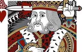 Bí ẩn bộ bài tây: Ai là kẻ đã giết nhà vua?