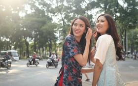 Lan Khuê diện áo dài duyên dáng trong MV quảng bá du lịch Việt cùng 40 nghệ sĩ