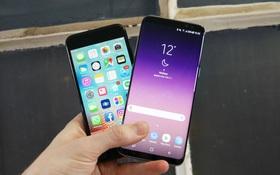 """Xin chia buồn với iFan, iPhone 8 có thể sẽ """"ăn theo"""" Galaxy S8 nhiều tới mức này"""