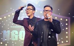 MC Tùng Leo bất ngờ xuất hiện là thí sinh show ca hát giấu mặt