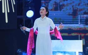 Con gái Chế Linh lại gay gắt phản đối hát dòng nhạc của cha trên truyền hình