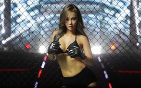 10 Ring-girl MMA nóng bỏng nhất thế giới