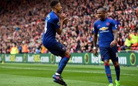 Top bàn thắng đẹp nhất vòng 29 có tên sao trẻ Man Utd