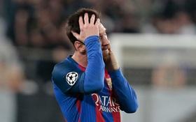 Barca đã bước tới đoạn kết của một triều đại