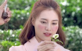 """""""She Was Pretty"""" phiên bản Việt vừa tung hình ảnh đầu tiên, An Chi của Lan Ngọc đã bị chê trang điểm và quần áo quá đà"""