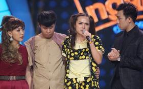 Bước nhảy ngàn cân: Cô gái giảm cân tốt nhất bất ngờ bị loại trong nước mắt