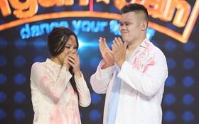 Bước nhảy ngàn cân: Tái hiện bộ phim của Trấn Thành - Hari Won, nam thí sinh nặng ký nhất đã bị loại