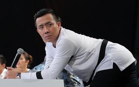 Trấn Thành lúng túng khi vợ Hari Won bị chê... bụng bự