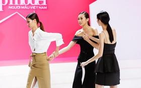 Next Top Model: Cao Thiên Trang trả ảnh, kéo cả team Sang ra về vì Kikki Lê bị loại vô lí!