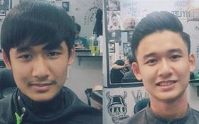 """Loạt ảnh chứng minh con trai muốn thành """"soái ca"""" chỉ cần thay đổi kiểu tóc thôi là đủ!"""