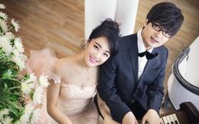 Sau 12 năm yêu nhau, nhóm nhạc 2 thành viên của Cbiz quyết định tổ chức đám cưới